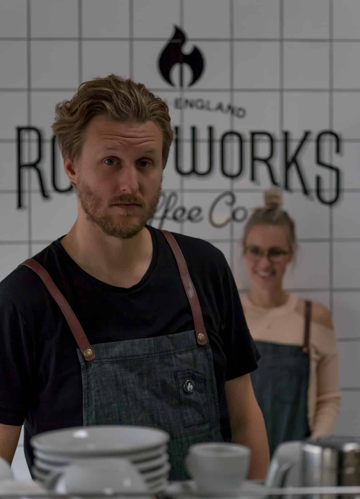 Interview with Roastworks Coffee – Building A Brand