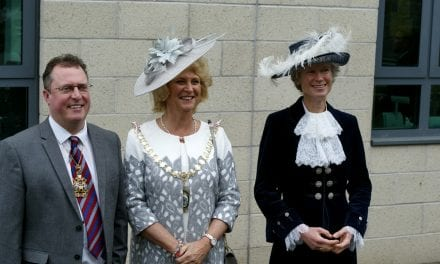 HRH The Duke Of York Attends Pitch@Palace Event At Exeter College