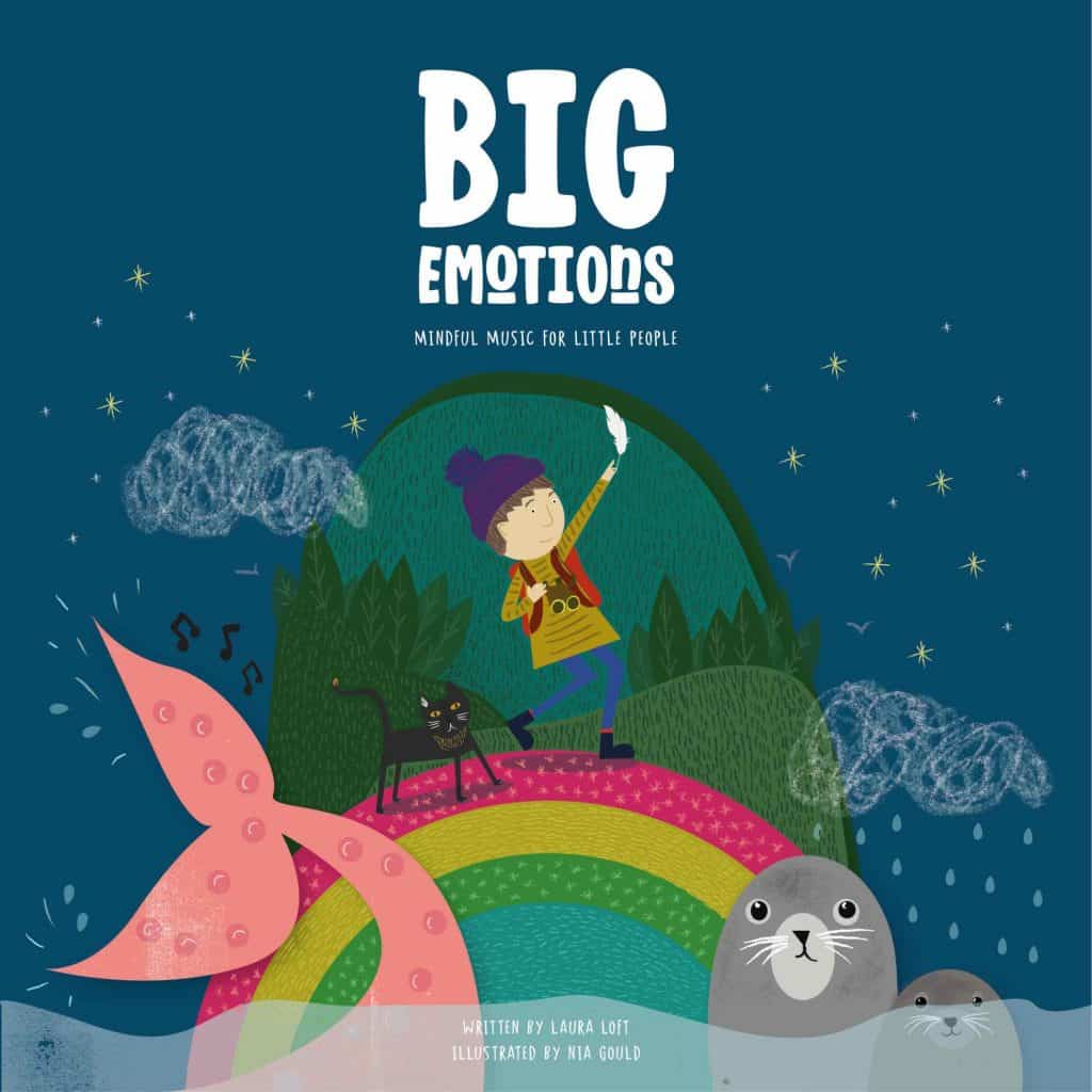 big emotions mindful music for little people cover