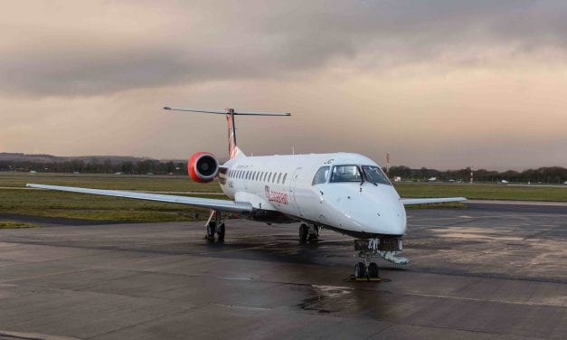 Loganair Begins Flying Out Of Exeter Airport From July