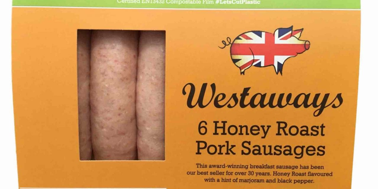 Westaways Produce UK's First Compostable Meat Packaging